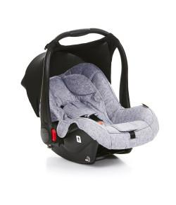 Bebê Conforto ABC Design Risus Graphite Grey (Adaptador Vendido Separadamente)