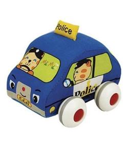 Carrinho de Fricção K's Kids Policia 12m+ - K10459
