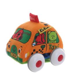 Carrinho de Fricção K's Kids Táxi Laranja 12m+ - K10459