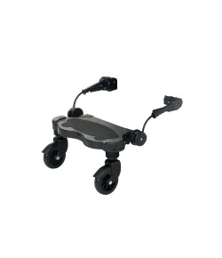 Plataforma Para Carrinhos ABC Design Kiddie Ride On Black