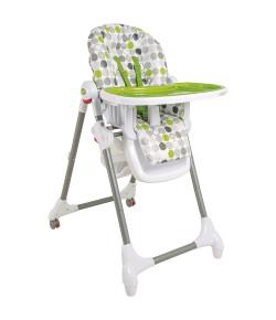 Cadeira de Refeição Lenox Kiddo Snack Verde - 1038VD