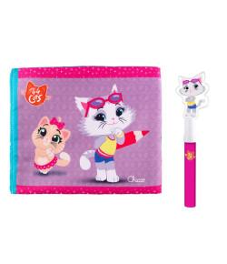 Brinquedo Livro Mágico Colorir Chicco 44 Cats Milady