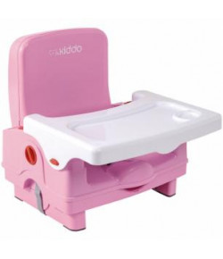 Cadeira Portátil Sweet Lenox Kiddo Rosa 1045RS