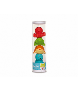 Bichinhos Para Banho Aquaticos Buba Toys - 4687