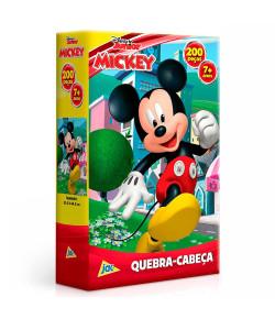 Quebra-Cabeça Toyster Mickey Mouse