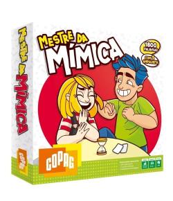 Jogo Mestre da Mimica Copag com 1 Ampulheta 10+
