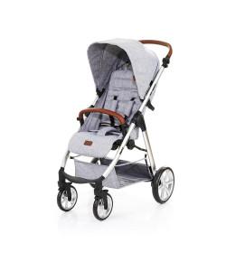 Carrinho de Bebê ABC Design Mint Graphite Grey 51360701