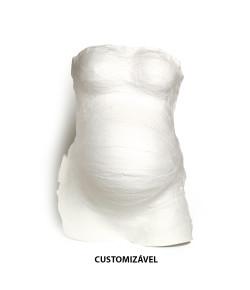 Enfeite My Lovely Belly Baby Art White - IMP91442