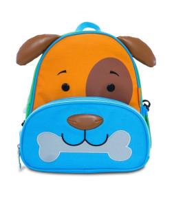 Mochila Infantil Let's Go Comtac Cachorro Dylan 3+ - 4043