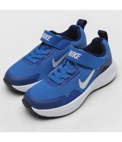 Tênis Infantil Nike Wearallday (PS) Azul Royal