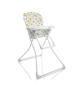 Cadeira de Refeição Voyage Nutri Branco Zoo - IMP91253