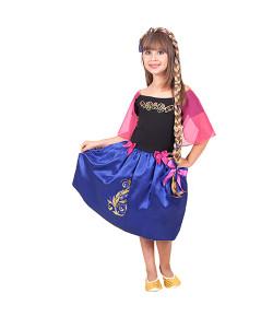 Vestido Tango Princesa Golda