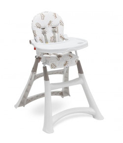Cadeira de Refeição Galzerano Premium Real - 5070RL