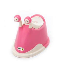 Troninho Slug Potty Safety 1ST Rosa - IMP01366