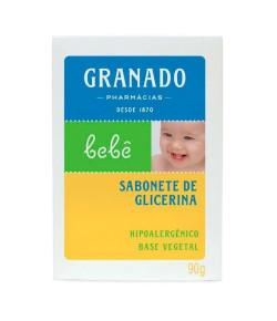 Sabonete de Bebê Granado Glicerina 90gr