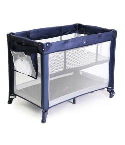 Berço Desmontável Mini Play Net Blue - Safety 1st
