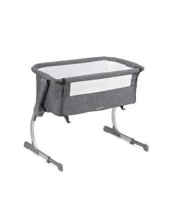 Berço Desmontável Safety 1st Side By Side Gray - IMP91282