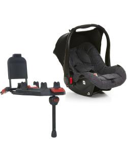 Bebê Conforto ABC Design Risus Style Street + Base Isofix (Sem Adaptadores)
