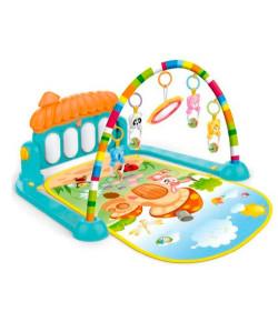 Tapete Infantil Com Móbile e Piano