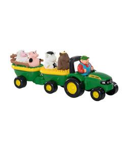 Brinquedo Peg-Pérego Animais com Som John Deere - TBEK34908