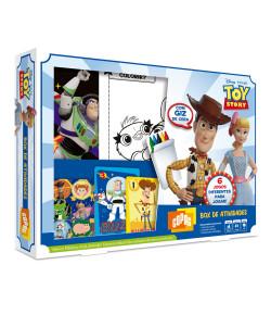 Box de Atividades Copag Toy Soty 4+