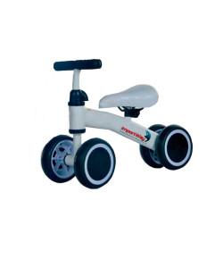 Triciclo Balance Infantil Branco