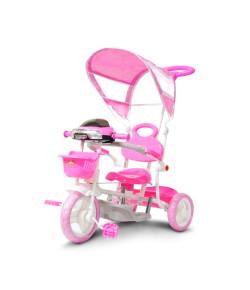 Triciclo Infantil Rosa