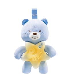 Painel Ursinho Bons Sonhos Chicco Azul