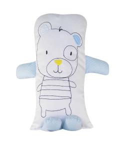 Naninha Lala Lipe Urso Ted Azul - NAN/U1