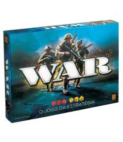 Jogo de Estratégia War - Grow