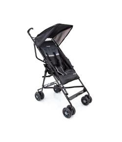 Carrinho de Bebê Voyage Wing Preto de 6 Meses a 15kg